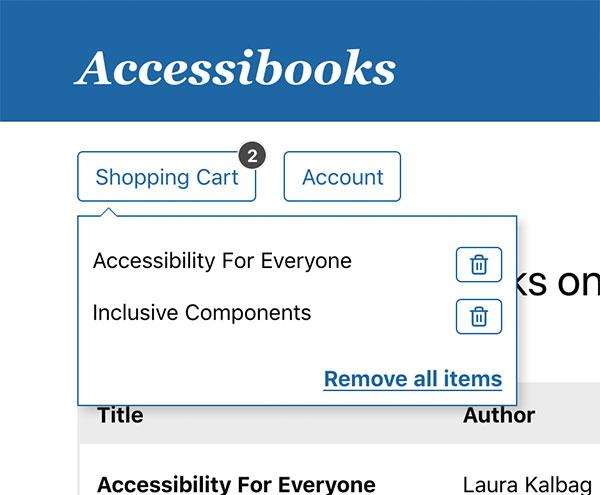 marcus io · Building accessible-app com: New menu button for